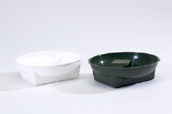 OASIS® Square/Round Bowls