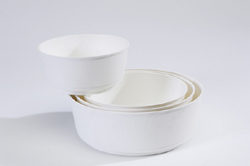 OASIS® White Bulb Bowls