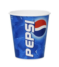 25cl/9oz Pepsi™ Standard Cold Cups