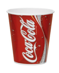 25cl/9oz Coca-Cola™ Standard Cold Cups