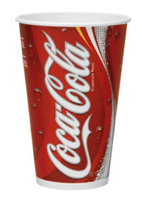 34cl/12oz Coca-Cola™ Standard Cold Cups