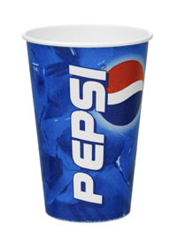 45cl/16oz Pepsi™ Standard Cold Cups